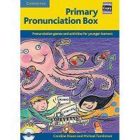 【预订】Primary Pronunciation Box: Pronunciation Games and