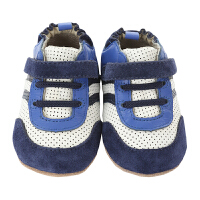 保税区发货/美国直邮 Robeez MINI SHOEZ 男童软底防滑学步鞋运动款 海外购