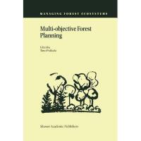 【预订】Multi-Objective Forest Planning Y9789048162079
