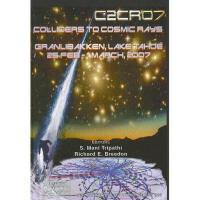 【预订】C2CR07: Colliders to Cosmic Rays