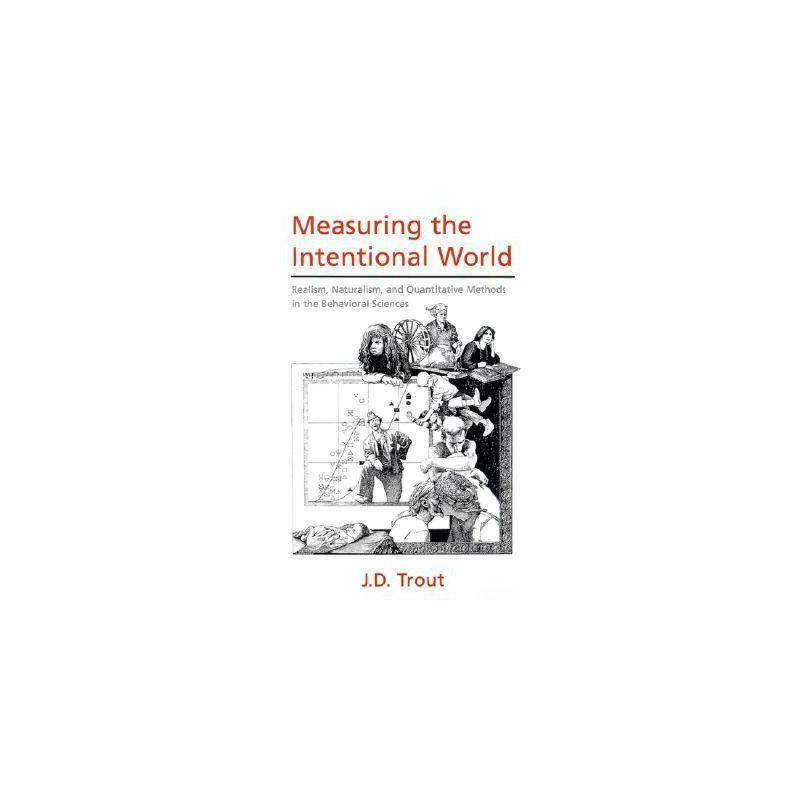 【预订】Measuring the Intentional World Measuring the 美国库房发货,通常付款后3-5周到货!