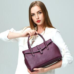 【春夏新品惠】真皮女包女士品牌头层牛皮包包单肩包手提包箱包