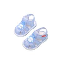 新款夏季宝宝鞋子男女童鞋镂空婴儿凉鞋学步鞋