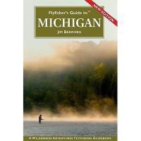 【预订】Flyfisher's Guide to Michigan