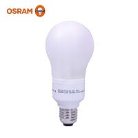 欧司朗(OSRAM)超值星经典型10W/E27黄光微黄光节能灯管灯泡