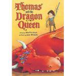 【预订】Thomas and the Dragon Queen Y9780375857034