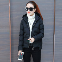 短款棉袄女2018冬装时尚宽松面包服加厚小棉衣冬季外套潮