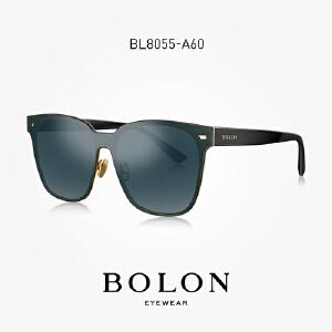 BOLON暴龙2018新款潮流墨镜男士方形眼镜驾驶开车太阳镜BL8055