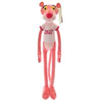 20190702053155184跳跳虎毛绒玩具大号可爱达浪粉红顽皮豹公仔 粉红豹-穿衣款