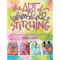 英文原版The Art of Whimsical Stitching: 异想天开的艺术作品:创意针刺技术和启发性项目