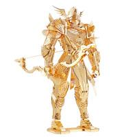 拼酷金属模型3D立体拼图凌弓骑士机器人拼装玩具