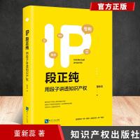 IP段正纯 用段子讲透知识产权 知识产权出版社