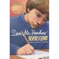 【现货】英文原版 亲爱的汉修先生 Dear Mr. Henshaw 1984年纽伯瑞银奖 8-12岁假期读物