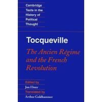 【预订】Tocqueville: The Ancien Regime and the French
