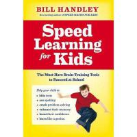 【预订】Speed Learning for Kids