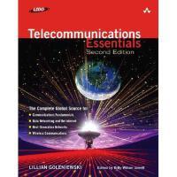 【预订】Telecommunications Essentials: The Complete Global