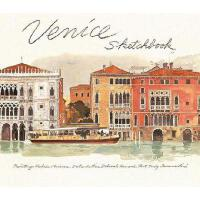 【预订】Venice Sketchbook