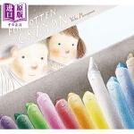 【中商原版】Yoko Maruyama:忘事的蜡笔 The Forgotten Crayon 低幼童书 亲子绘本 美的