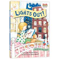 【正版直发】数学帮帮忙:熄灯时间到 Math Matters: Lights Out! Lucille Recht P