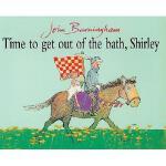 【预订】Time to Get Out of Bath, Shirley