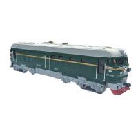 20190712052506751东风合金仿真火车头 内燃机车带声光合金火车模型 儿童回力玩具车童年回忆绿皮火车