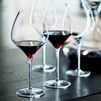 波尔多红酒杯套装高脚杯大号家用白葡萄酒杯