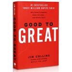 【现货】英文原版 Good to Great: Why Some Companies Make the Leap...