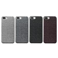 iPhone8plus手机壳ins网红同款苹果7毛绒简约大气6s防摔软6