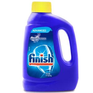 (Finish)洗碗机专用洗涤粉剂 1kg光亮碗碟
