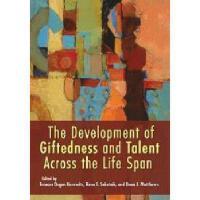 【预订】The Development of Giftedness and Talent Across the