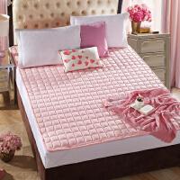 折叠地铺睡垫1.8m1.5米垫被单人双人学生宿舍榻榻米床垫1.2床褥子