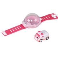 抖音同款手表车遥控车儿童迷你玩具小汽车电动男孩四驱赛车 (赠送原装电池+螺丝刀)