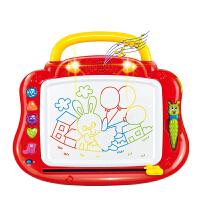 多功能点读有声画板彩色磁性写字板带糖宝笔儿童音乐玩具