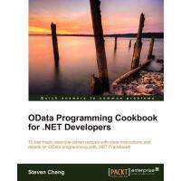 【预订】Odata Programming Cookbook for .Net Developers