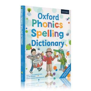 【拼团价¥75】Oxford Phonics Spelling Dictionary 牛津幼儿自然拼读字典 Oxford Reading Tree 牛津阅读树英英词典 英文原版 适用5岁