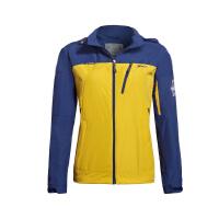 特步户外风衣女子外套秋季新品防风透气运动衣女户外风衣884328439304