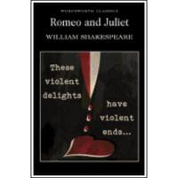 【现货】英文原版 Romeo and Juliet ( Wordsworth Classics ) 罗密欧与朱丽叶 W