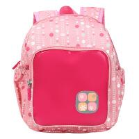 卡拉羊儿童书包幼儿园女幼儿小书包宝宝背包1-2-3岁减负双肩包C6004