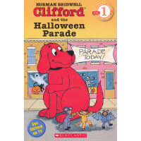 Clifford And The Halloween Parade (Level 1)学乐分级读物1:大红狗与万圣节游行ISBN9780439098342