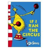英文原版儿童书 If I Ran the Circus 苏斯博士:如果我管马戏团