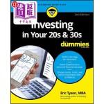 【中商海外直订】Investing in Your 20s and 30s for Dummies