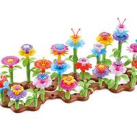 儿童积木拼装宝宝拼插玩具5益智1-2-3周岁女孩子系列男孩智力开发