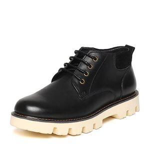 Teenmix/天美意专柜同款牛皮男休闲靴2AG0TDD6