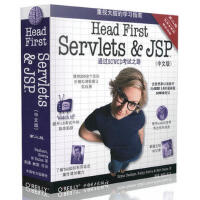 【二手正版9成新】Head First Servlets and JSP(第二版),巴萨姆(BryanBasham),