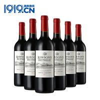 【1919酒类直供】奔富洛神山庄西拉赤霞珠干红��葡萄酒750ML *6瓶装整箱