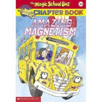 英文原版The Magic School Bus A Science Chapter Book Amazing Mag