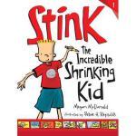 【预订】Stink, the Incredible Shrinking Kid Y9780763663889