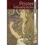 【预订】Poster Masterpieces Postcards