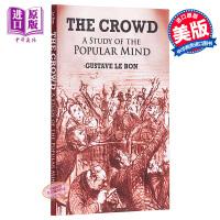 【中商原版】乌合之众:大众心理研究 英文原版 The Crowd Gustave Le Bon Dover Public