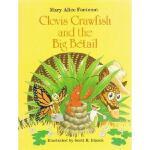 【预订】Clovis Crawfish and the Big Betail